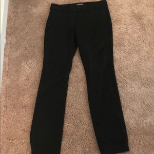 Women's Express Black Dress Pants